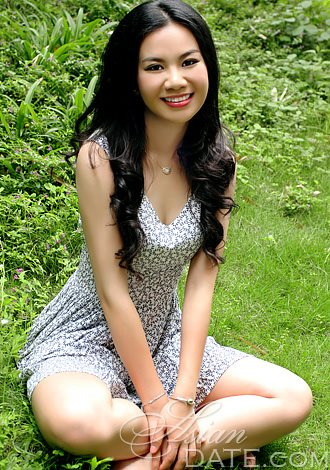 Beautiful thai woman
